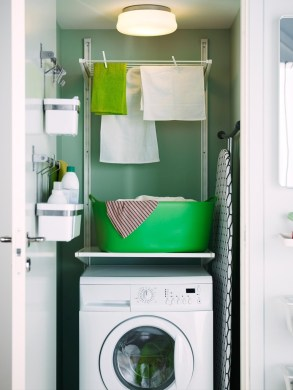 Perfect Laundry Room Decor In Your Tiny House 17