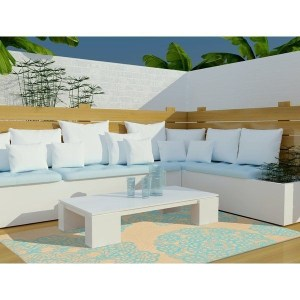 Simply Impressive Sitting Areas For Backyard Landscape 20