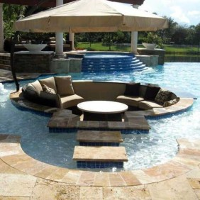 Simply Impressive Sitting Areas For Backyard Landscape 24