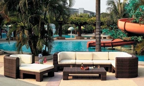 Simply Impressive Sitting Areas For Backyard Landscape 32