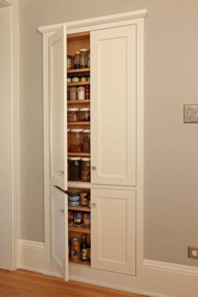 Stunning Kitchen Storage For Small Space 15
