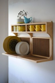 Stunning Kitchen Storage For Small Space 23