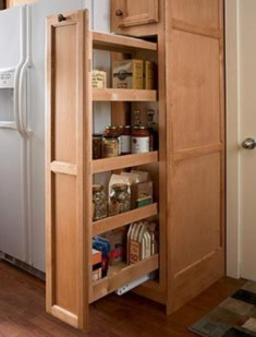 Stunning Kitchen Storage For Small Space 28