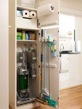 Stunning Kitchen Storage For Small Space 38