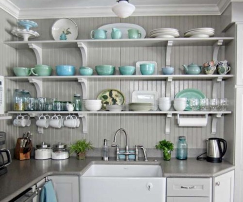 Stunning Kitchen Storage For Small Space 48