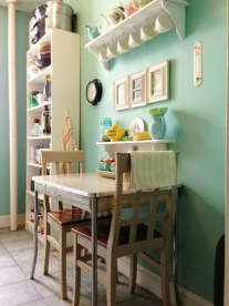 Stunning Kitchen Storage For Small Space 52