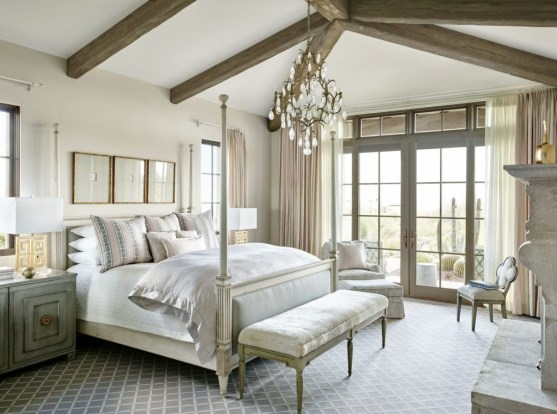 Ways To Create Cozy And Beautiful Teen Farmhouse Bedroom 01
