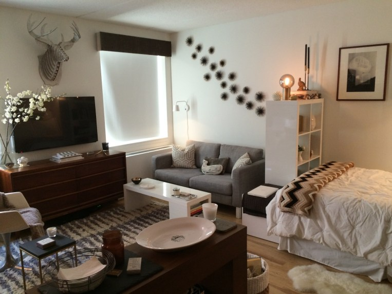 Ways To Make Space Divider In Your Small Apartment 45