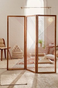 Ways To Make Space Divider In Your Small Apartment 49