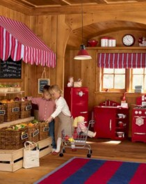 Adorable Indoor Play Areas For Your Kids 04