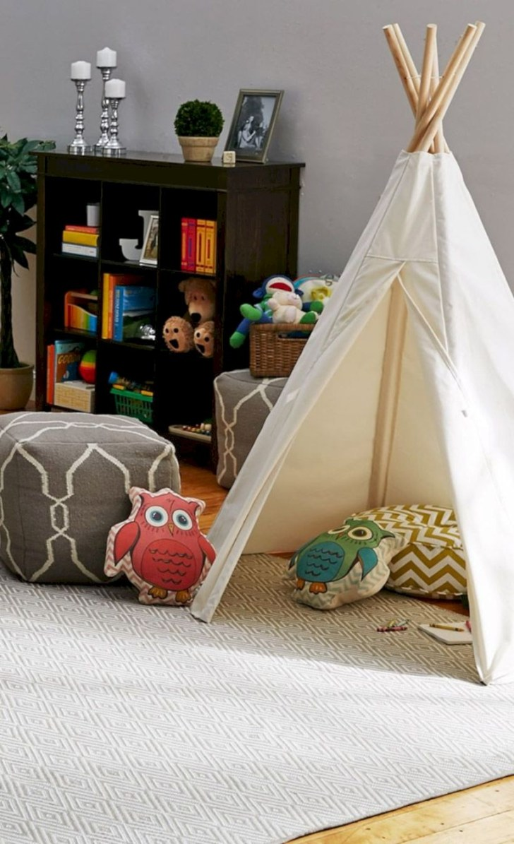 Adorable Indoor Play Areas For Your Kids 17