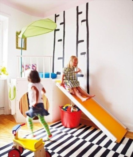 Adorable Indoor Play Areas For Your Kids 24