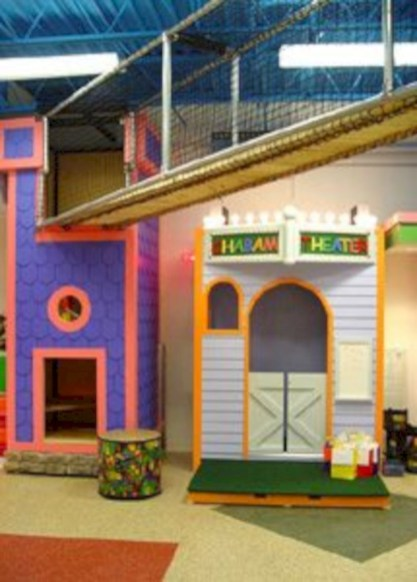 Adorable Indoor Play Areas For Your Kids 27