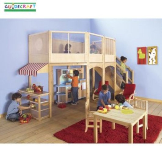 Adorable Indoor Play Areas For Your Kids 29