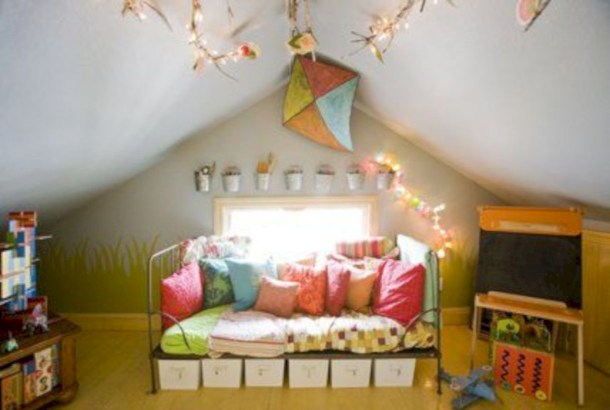 Adorable Indoor Play Areas For Your Kids 31