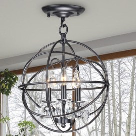 Antique Farmhouse Chandelier For Outdoor Ideas 04