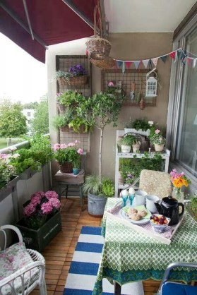 Balcony Garden Ideas For Decorate Your House 09