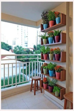 Balcony Garden Ideas For Decorate Your House 39