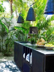 Beautiful Tropical Outdoor Decoration For Cozy Place 03