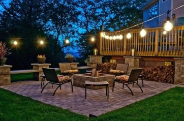 Best Garden Decorate With Some DIY Hanging Lights 12