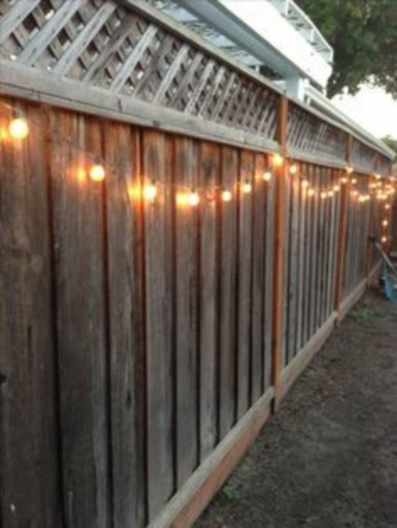 Best Garden Decorate With Some DIY Hanging Lights 18