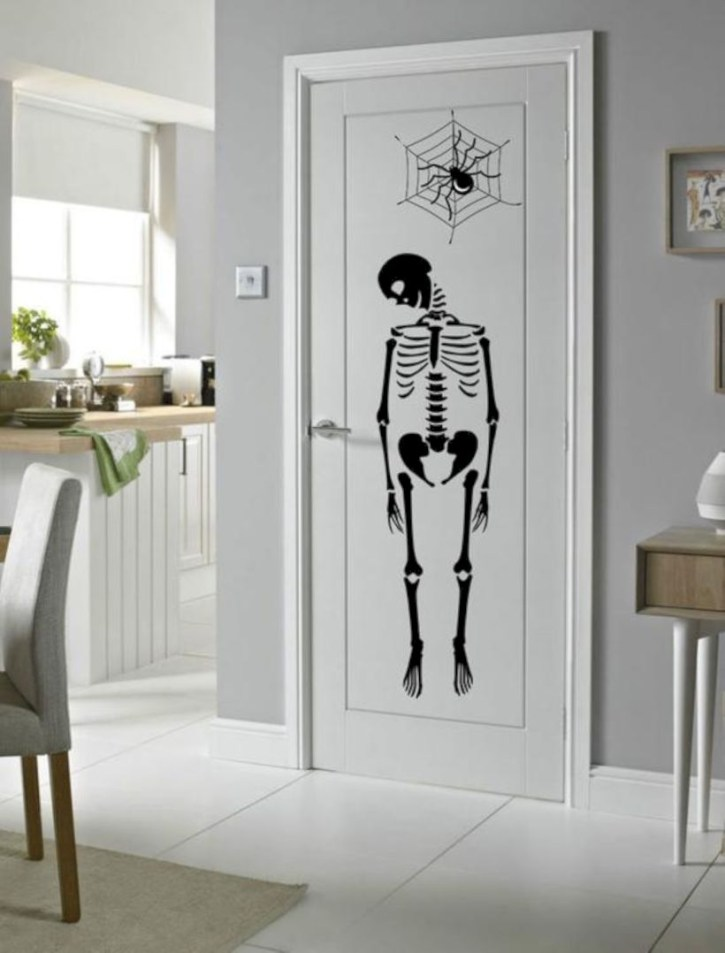 Best Ghost Silhouette DecorIideas To Haunt Your Guests 11