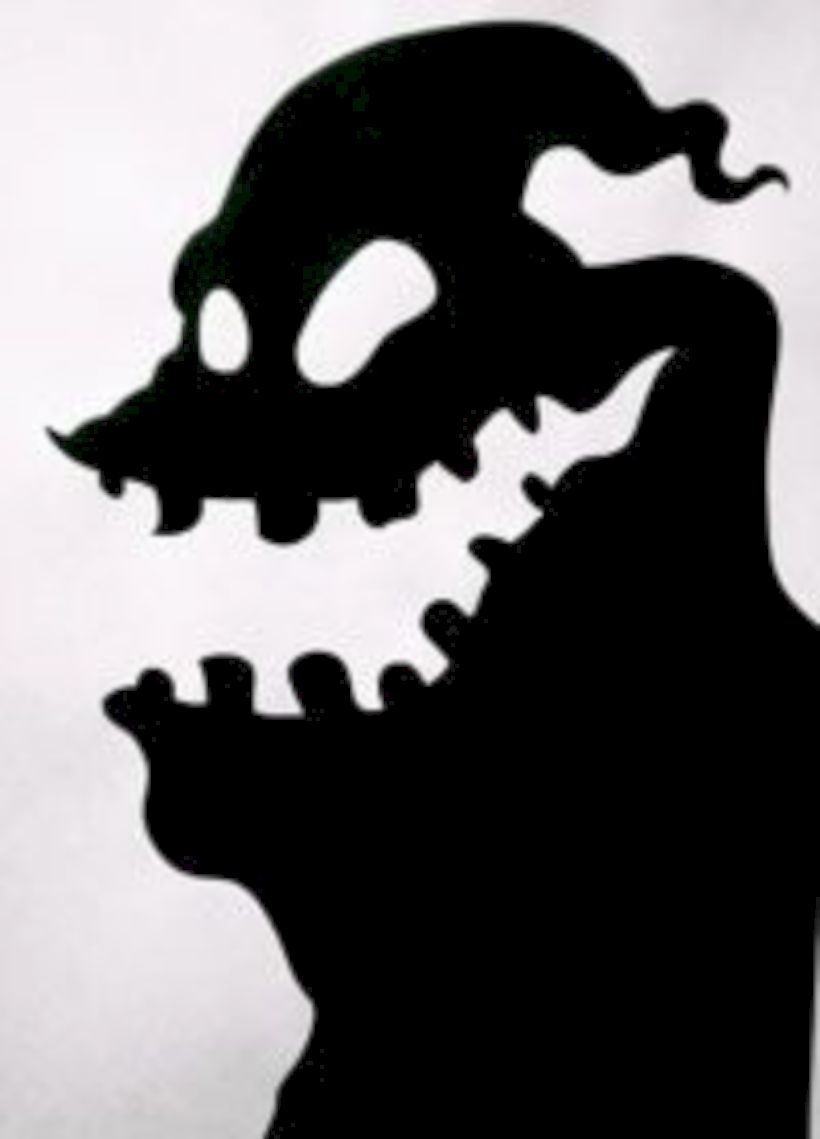 Best Ghost Silhouette DecorIideas To Haunt Your Guests 22