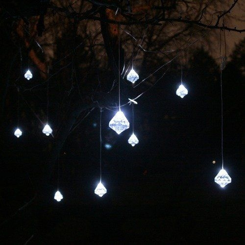 Better Homes And Gardens With Outdoor LED Curtain Lights 09
