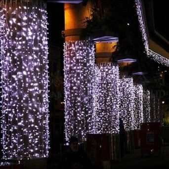 Better Homes And Gardens With Outdoor LED Curtain Lights 33