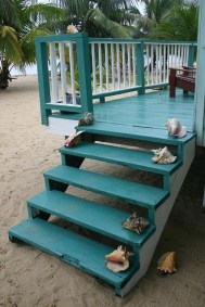 Build Your Own Beach Deck For Outdoor 23
