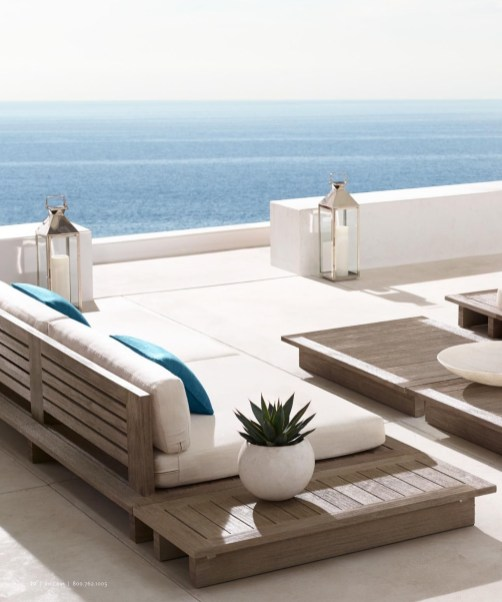Build Your Own Beach Deck For Outdoor 35
