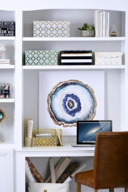 Easy Tips To Organize Your Home Office In Order To Be A Comfortable Place 17