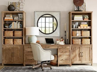 Easy Tips To Organize Your Home Office In Order To Be A Comfortable Place 27