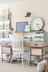 Easy Tips To Organize Your Home Office In Order To Be A Comfortable Place 29