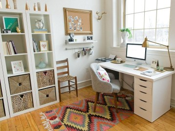 Easy Tips To Organize Your Home Office In Order To Be A Comfortable Place 42