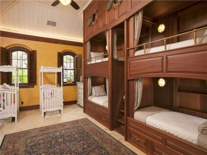 Fabulous Bunk Bed Ideas To Inspire You 15