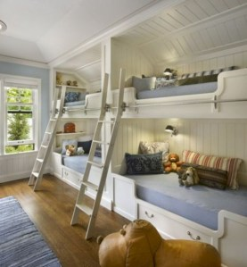 Fabulous Bunk Bed Ideas To Inspire You 43