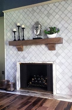 Favorite Winter Decorating For Fireplace Ideas 09