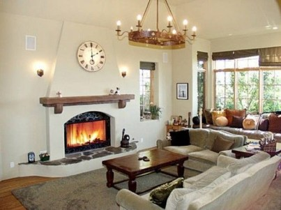 Favorite Winter Decorating For Fireplace Ideas 48