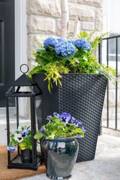Front Porch Decorating Ideas Try For Your Design 25