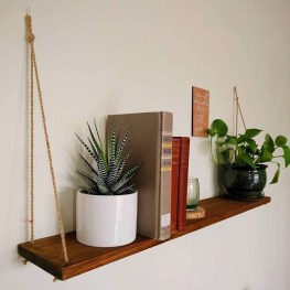 Hanging Shelves Decoration You Can Put In Your Wall 04