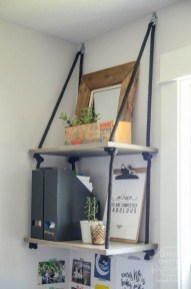 Hanging Shelves Decoration You Can Put In Your Wall 12