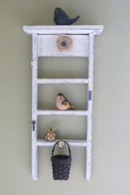 Hanging Shelves Decoration You Can Put In Your Wall 30
