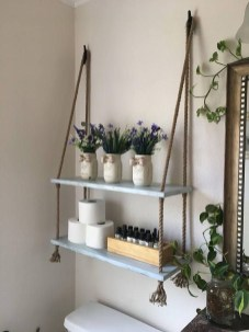 Hanging Shelves Decoration You Can Put In Your Wall 36