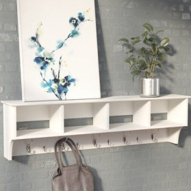 Hanging Shelves Decoration You Can Put In Your Wall 45