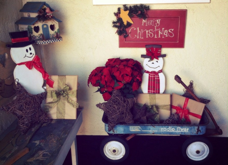 How To Make Amazing Snowman For Decorate Your Christmas Day 47