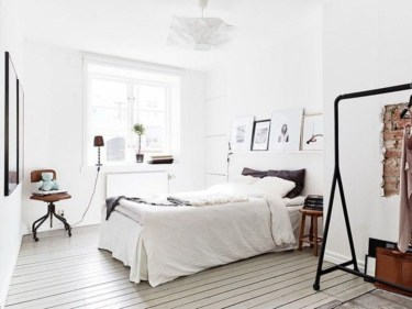Interior Design For Your Bedroom With Scandinavian Style 11