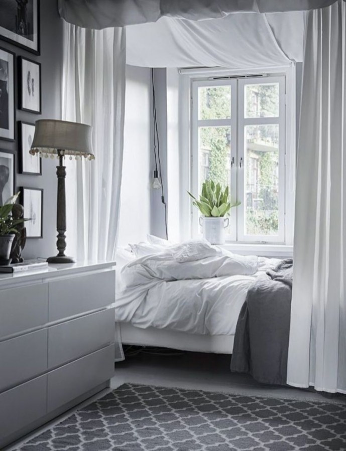Interior Design For Your Bedroom With Scandinavian Style 28