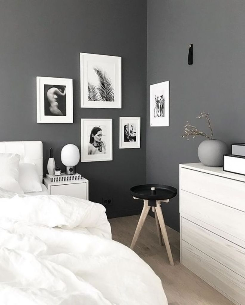 Interior Design For Your Bedroom With Scandinavian Style 36