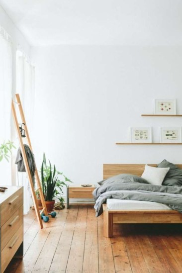 Interior Design For Your Bedroom With Scandinavian Style 43